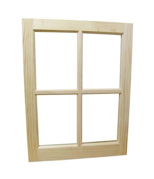 22x29 Wood Barn Sash