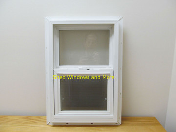 "18"" x 27"" Double Pane Vinyl Window"
