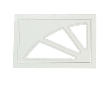 2 Panel Sunburst Garage Door Window Shed Windows And