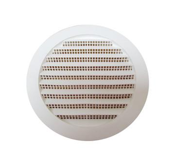 6 Inch Round Plastic Vent