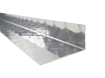 "48"" X 3"" Diamond Plate Threshold"