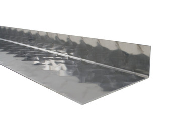 "48"" X 4"" Diamond Plate Threshold"