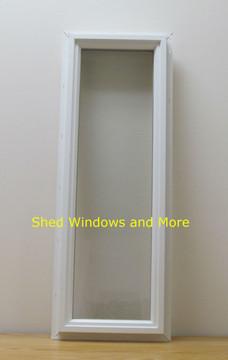 10x30 Transom Double Pane Vinyl Window
