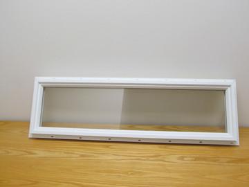 10x36 Transom Double Pane Vinyl Window