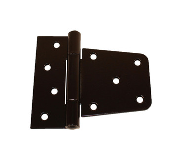 "3-1/2"" Barn Hinge Black"