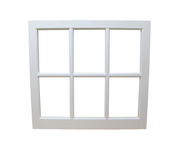 31x29 PVC Barn Sash