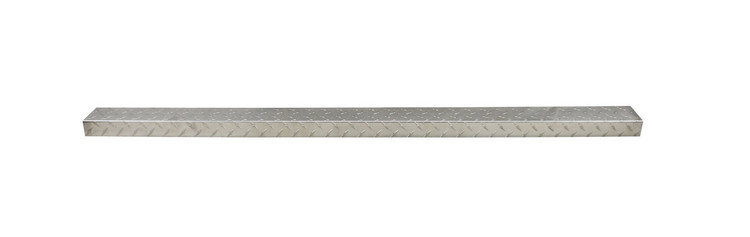 "72"" X 3"" Diamond Plate Threshold"