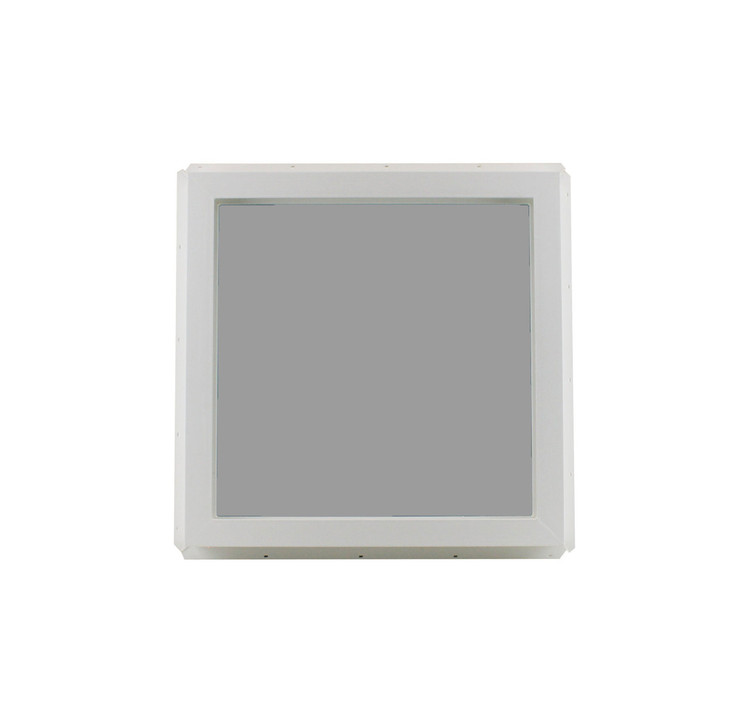 "12"" Square Double Pane Low-E Window"
