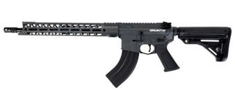 "Grunt - 7.62 X 39 Rifle w/ 15"" Handguard (Concrete Grey)"