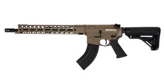 "Grunt - 7.62 X 39 Rifle w/ 15"" Handguard (FDE)"