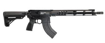 "Barrage - 7.62x39 Rifle w/ 15"" Handguard (Black) NON SKEL"