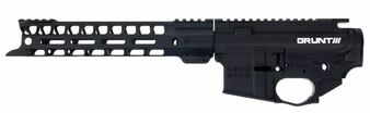 """Build Kit - Grunt AR-15 w/ 11"""" Handguard (Black)"""