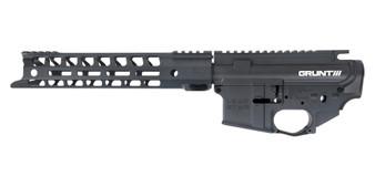"Build Kit - Grunt AR-15 w/ 11"" Handguard (Concrete Gray)"