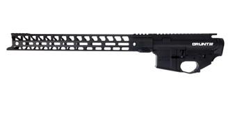 """Build Kit - Grunt AR-15 w/ 17"""" Handguard (Black)"""