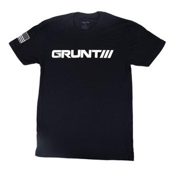 T-shirt -Grunt (Black)