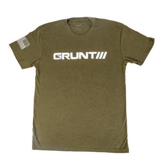 T-shirt -Grunt (Sniper Green)