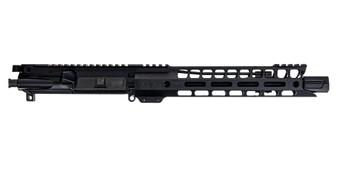 """Upper Receiver - Complete Pistol Grunt-15 with 11"""" Handguard (Black)"""