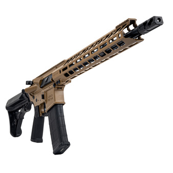 "Grunt - AR-15 Rifle (5.56 Nato) w/ 15"" Handguard (Coyote)"