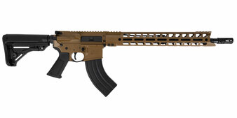 "Grunt - 7.62 X 39 Rifle w/ 15"" Handguard (Coyote)"
