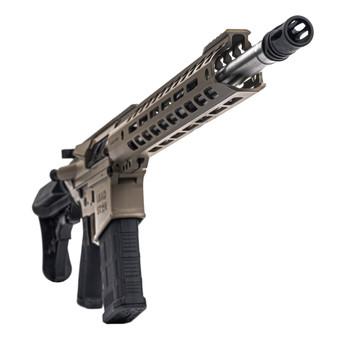 "Grunt - AR-10 Rifle w/ 15"" Handguard & 18"" Barrel (FDE)"
