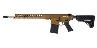 "Grunt - AR-10 Rifle w/ 15"" Handguard & 18"" Barrel (Coyote)"