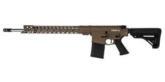 "Grunt - AR-10 Rifle w/ 17"" Handguard & 20"" Barrel (FDE)"