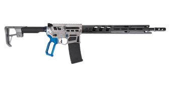 Prime - AR-15 (5.56 Nato) - Gunmetal w/ Blue Accents