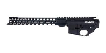 """Build Kit - Grunt AR-15 w/ 15"""" Handguard (Black)"""