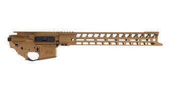 "Build Kit - Grunt AR-15 w/ 15"" Handguard (Coyote)"