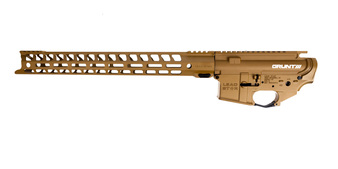 "Build Kit - Grunt AR-15 w/ 17"" Handguard (Coyote)"