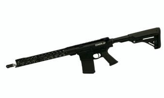 "Grunt - AR-10 Rifle w/ 17"" Grunt Handguard & 18"" Barrel (Black)"
