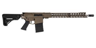 "Grunt - AR-10 Rifle w/ 17"" Handguard & 18"" Barrel (FDE)"