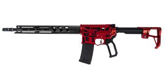 Prime - AR-15 (5.56 Nato) Rifle Skeletonized (Red)