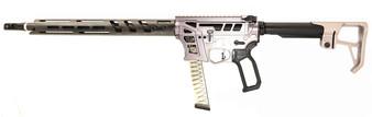 Prime - 9MM Rifle - Gunmetal w/ Black Accents (Carbon Fiber Barrel) California Compliant