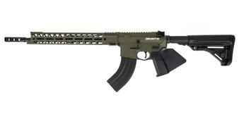 "Grunt - 7.62 X 39 Rifle w/ 15"" Handguard (Sniper Green) California Compliant"