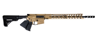 "Grunt - 7.62 X 39 Rifle w/ 15"" Handguard (FDE) California Compliant"