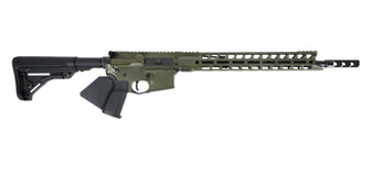 "Grunt - .300 Blackout Rifle w/ 15"" Handguard (Sniper Green) California Compliant"
