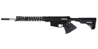 "Grunt - AR-10 Rifle w/ 15"" Grunt Handguard & 18"" Barrel (Black) California Compliant"