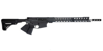 "Grunt - AR-10 Rifle w/ 17"" Handguard & 18"" Barrel (Concrete Grey) California Compliant"