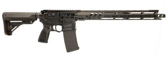 "Barrage - AR-15 Rifle Skeletonized (5.56 Nato) w/ 17"" Ravage Handguard (Black)"