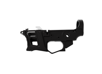 Lower Receiver - Skeletonized PCC /AR-9 LSA-9 (Black)