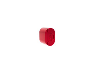 Magazine Release Button - Ravage (Red)
