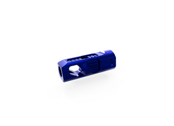 "Muzzle Brake (Blue) - Ravage (9MM/PCC) 1/2""x28"