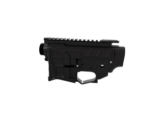 Receiver Set - LSA-15 AR-15 (Black)