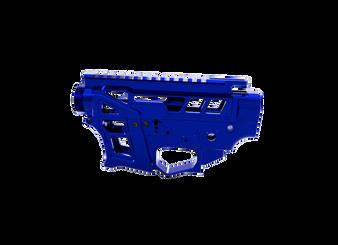 Receiver Set - Skeletonized PCC/AR-9 LSA-9  (Blue)