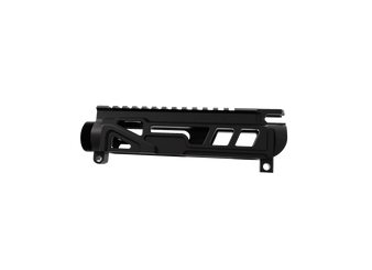 Upper Receiver - Skeletonized LSA-15 AR-15 (Black)