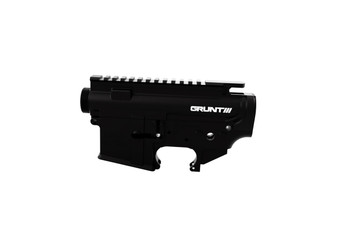 Receiver Set - Grunt-15 AR-15 (Black)
