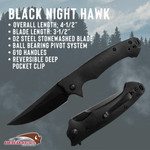 Black Night Hawk