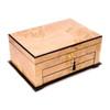 Birdeye Maple Deluxe Jewelry Box