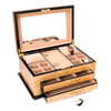 Birdeye Maple Deluxe Jewelry Box